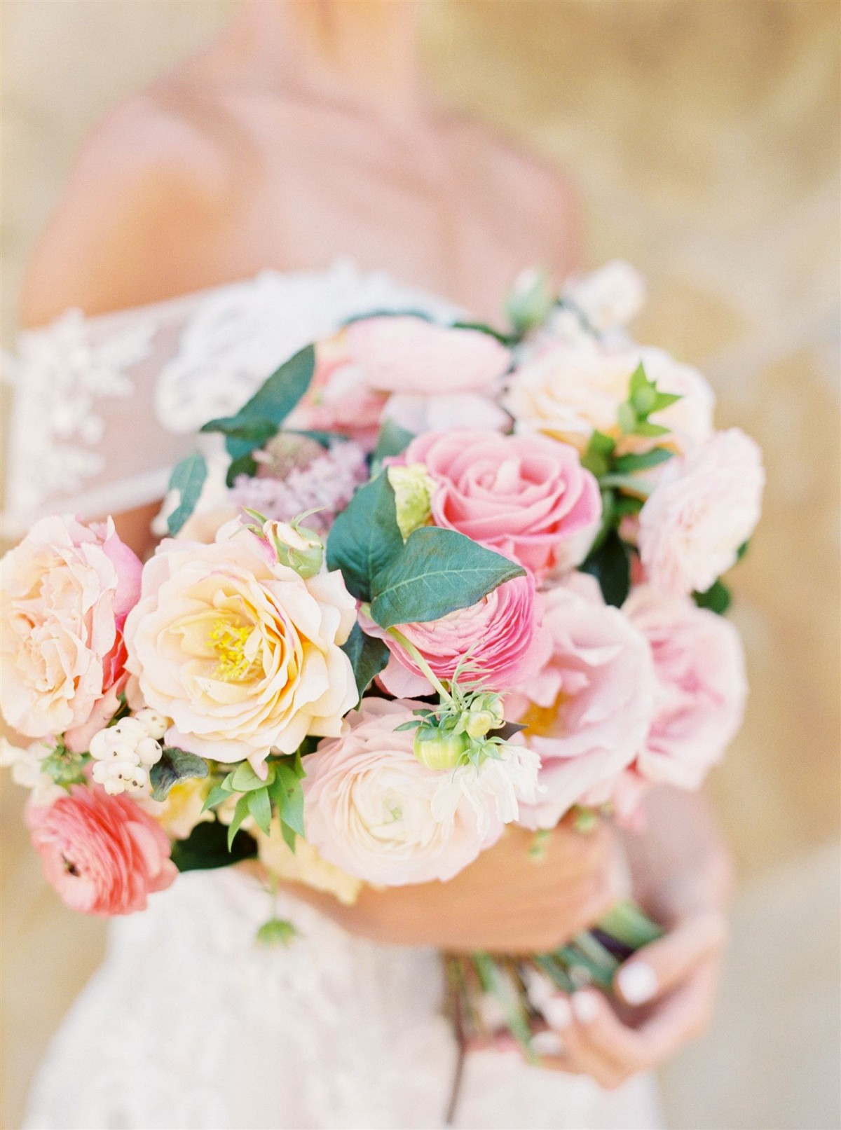 Tuscan Wedding Style in the South