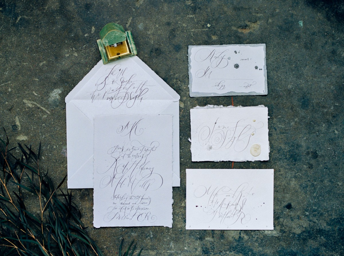 Cozy Wedding Morning by Brian Whit Photography | Wedding Sparrow | fine art wedding blog
