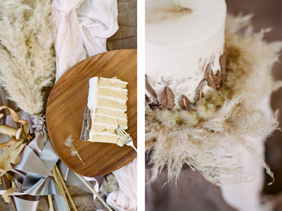 How to Use Pampas Grass in Your Wedding Florals