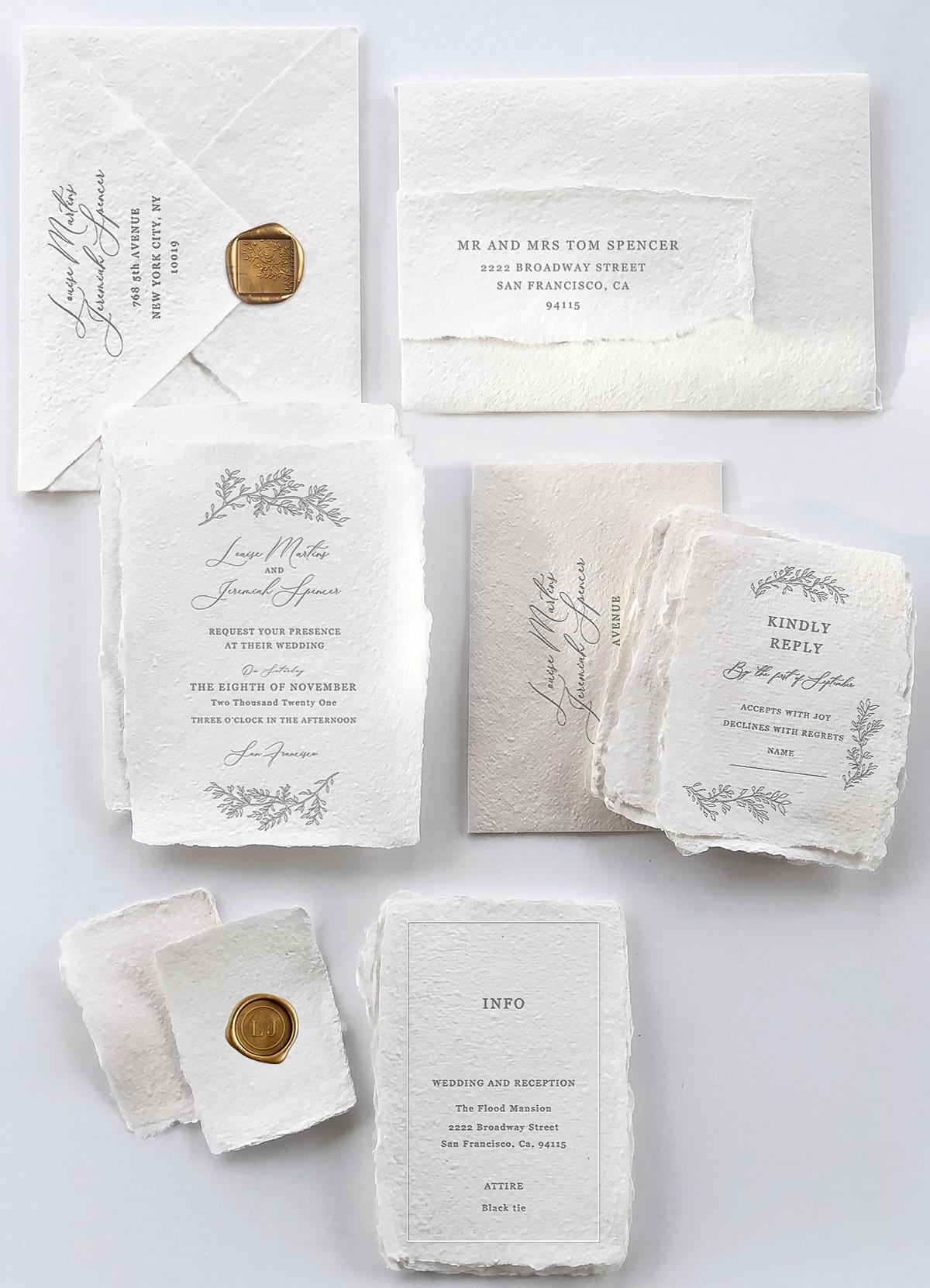 wedding postponement invites