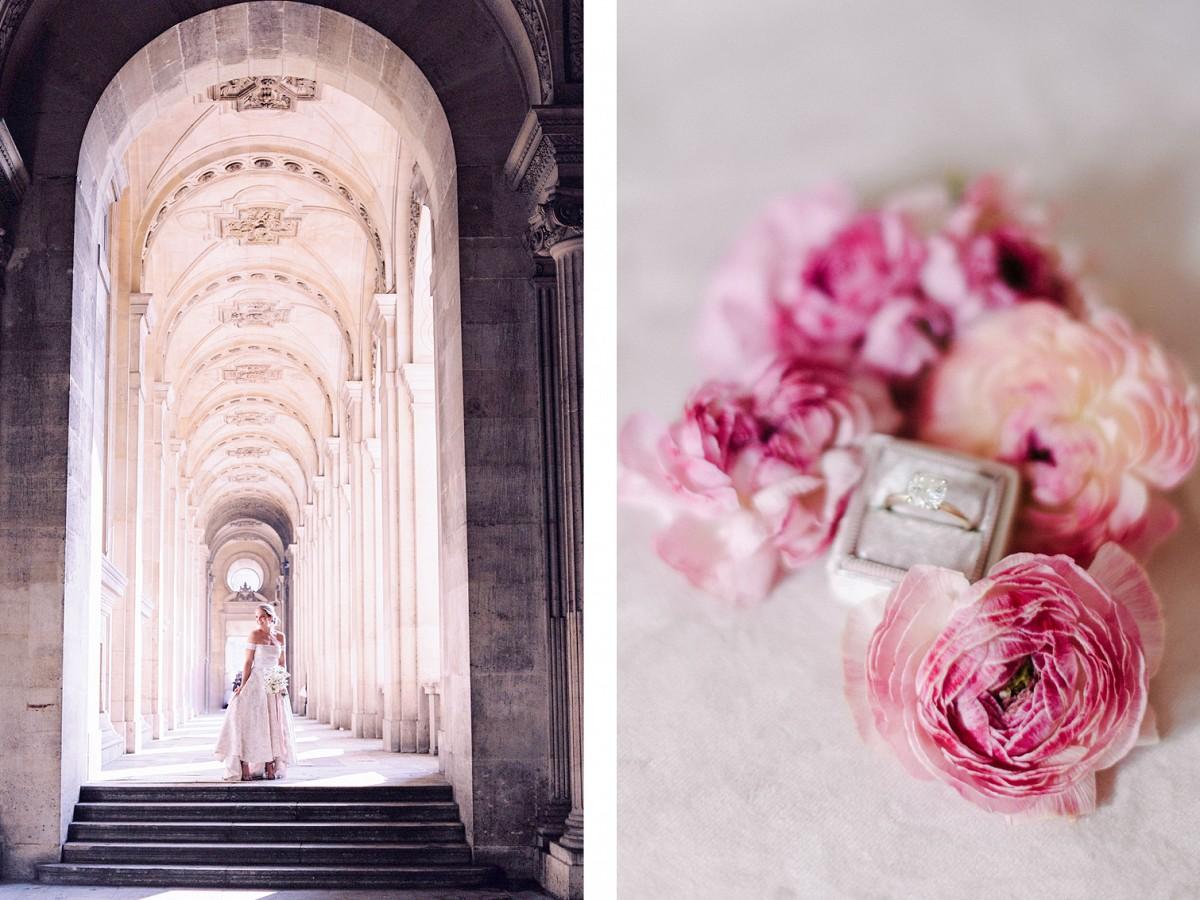 keeping your wedding timeless - Rachel McCarthy Photography - Paris Wedding Photographer