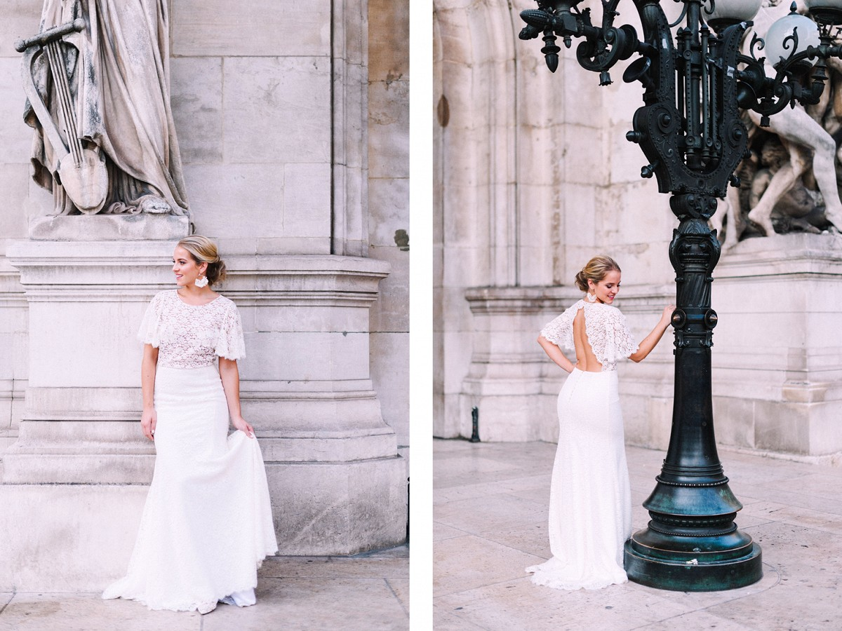 Paris Wedding Photographer - Rachel McCarthy Photography