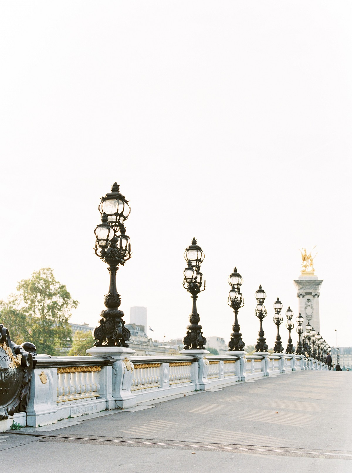 Pont Alexandre III by Adelyn Boling