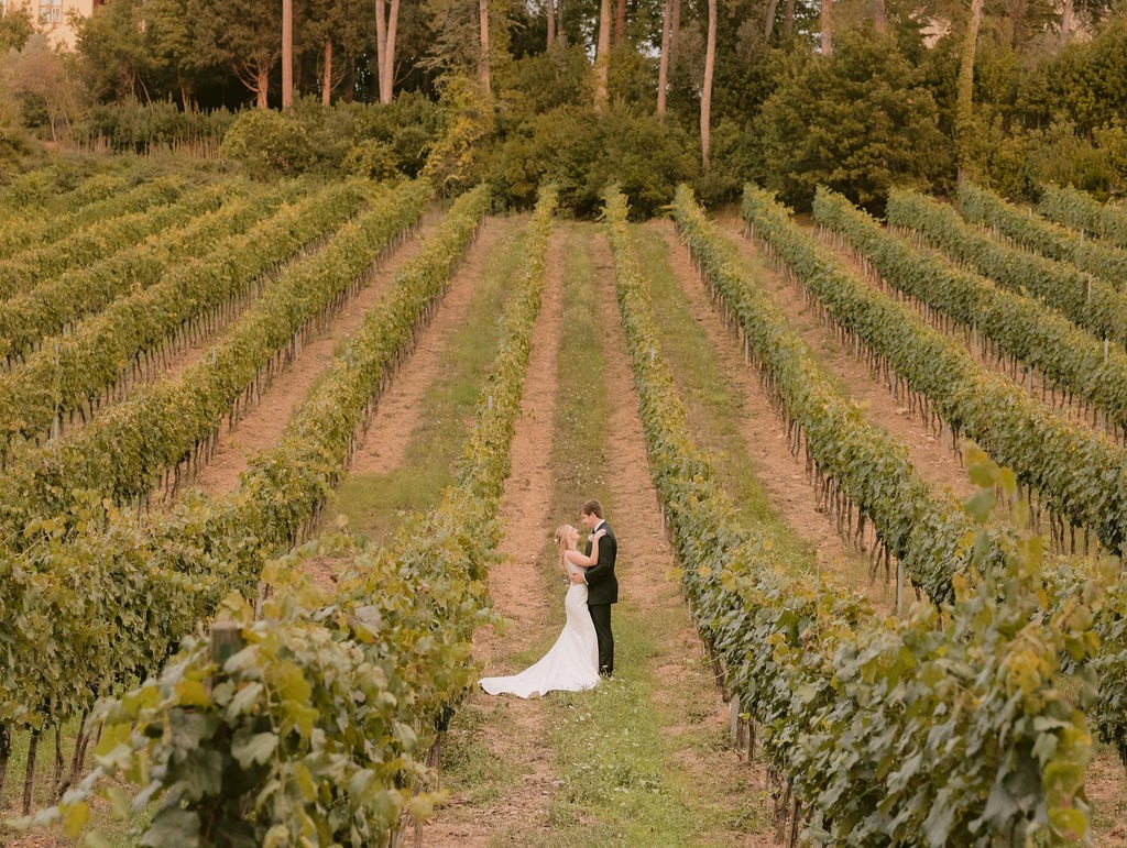 when to book a wedding planner in tuscany