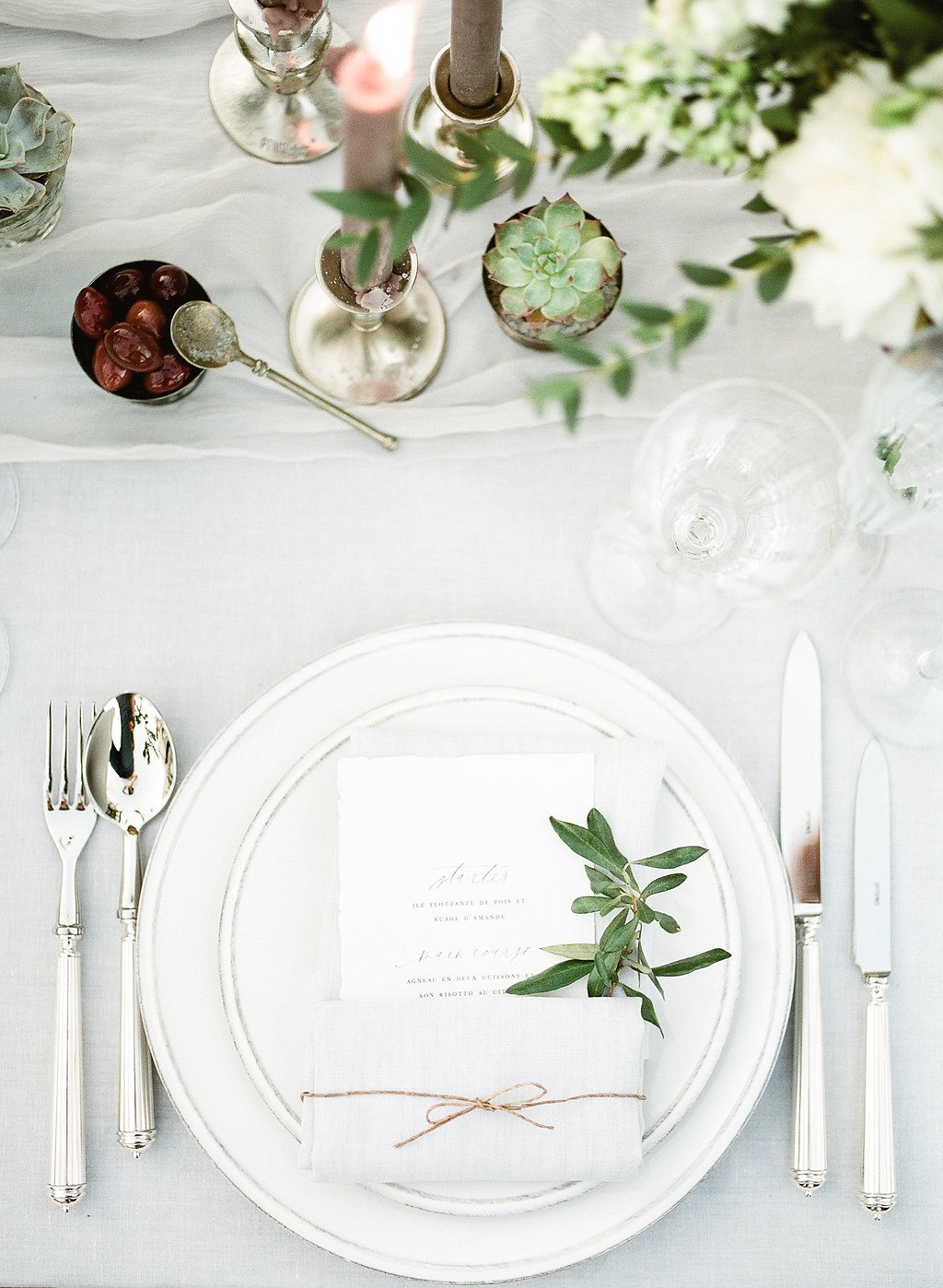 Provence Wedding Inspiration