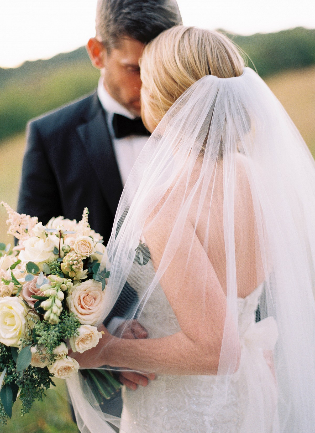 Katie and Sean's Scenic Fall Tennessee Wedding