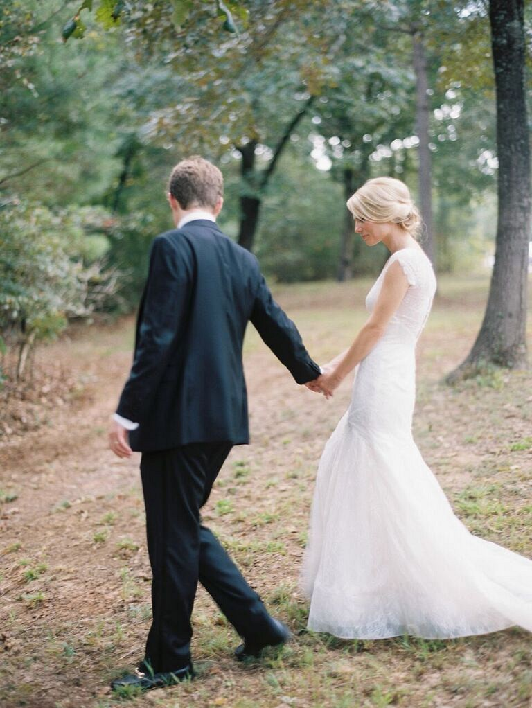 Camille & John's Elegant and Laid Back Southern Wedding by Lauren Kinsey   Wedding Sparrow   wedding blog