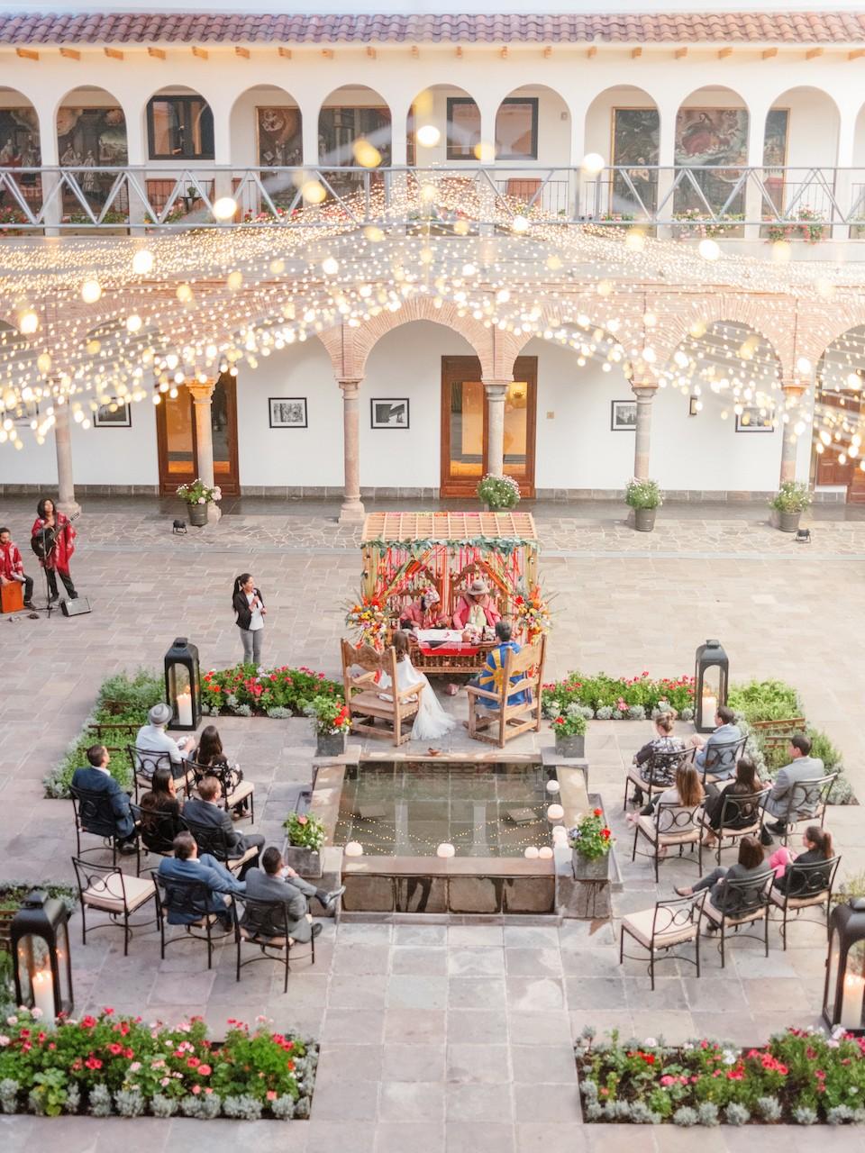 Get married in Peru