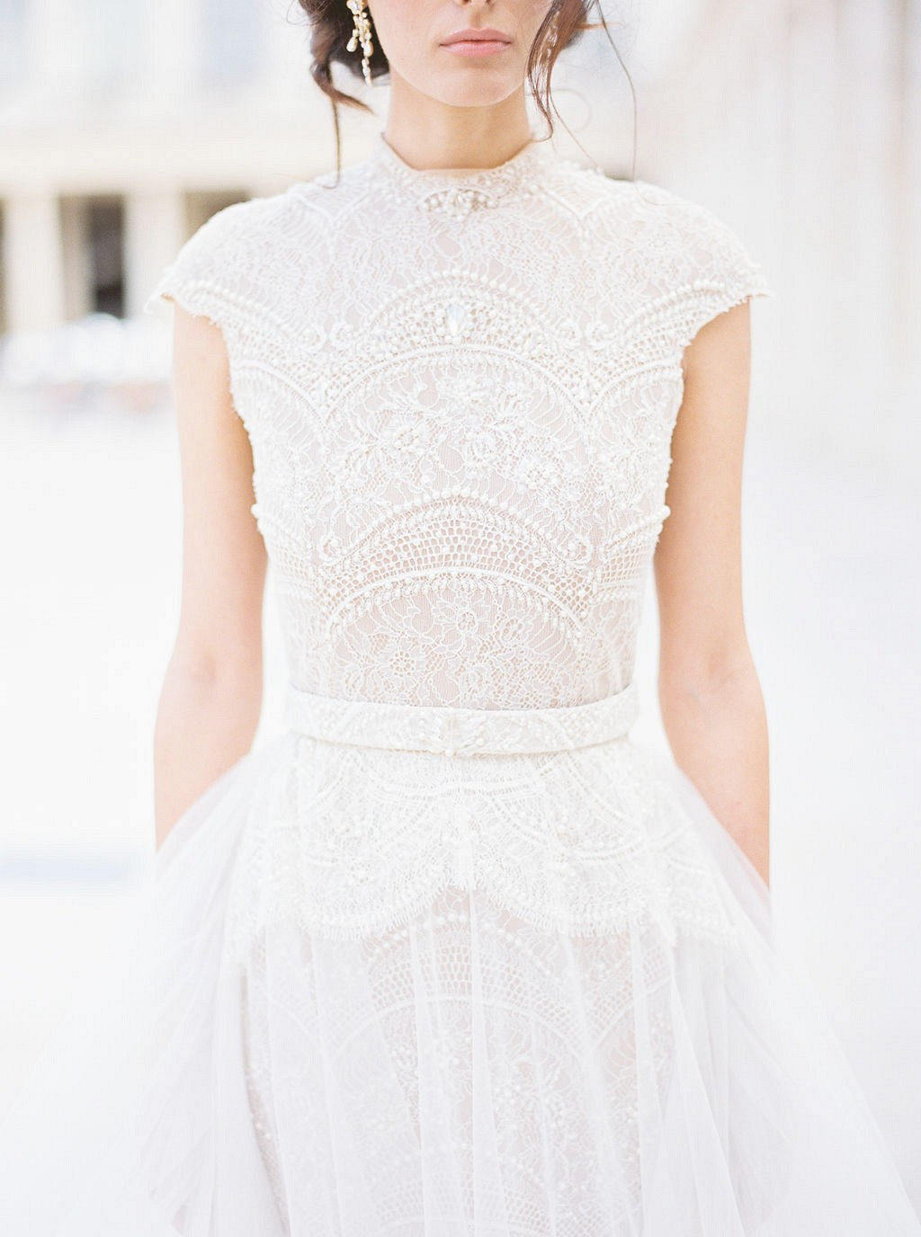 Paris Obsessed Brides Need to See This Editorial