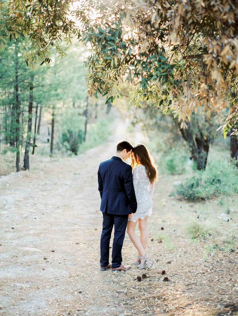 Kiley and Ty's Classic Engagement Session