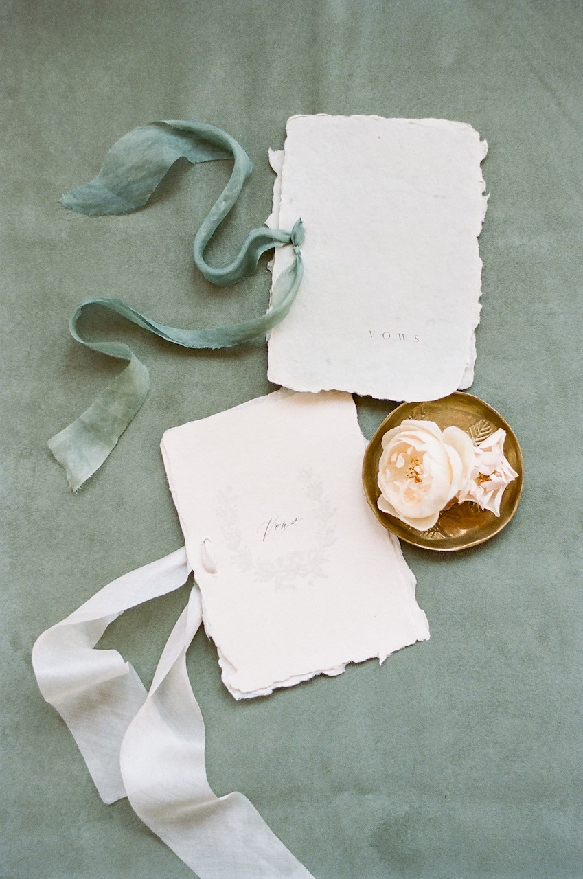 sage green wedding