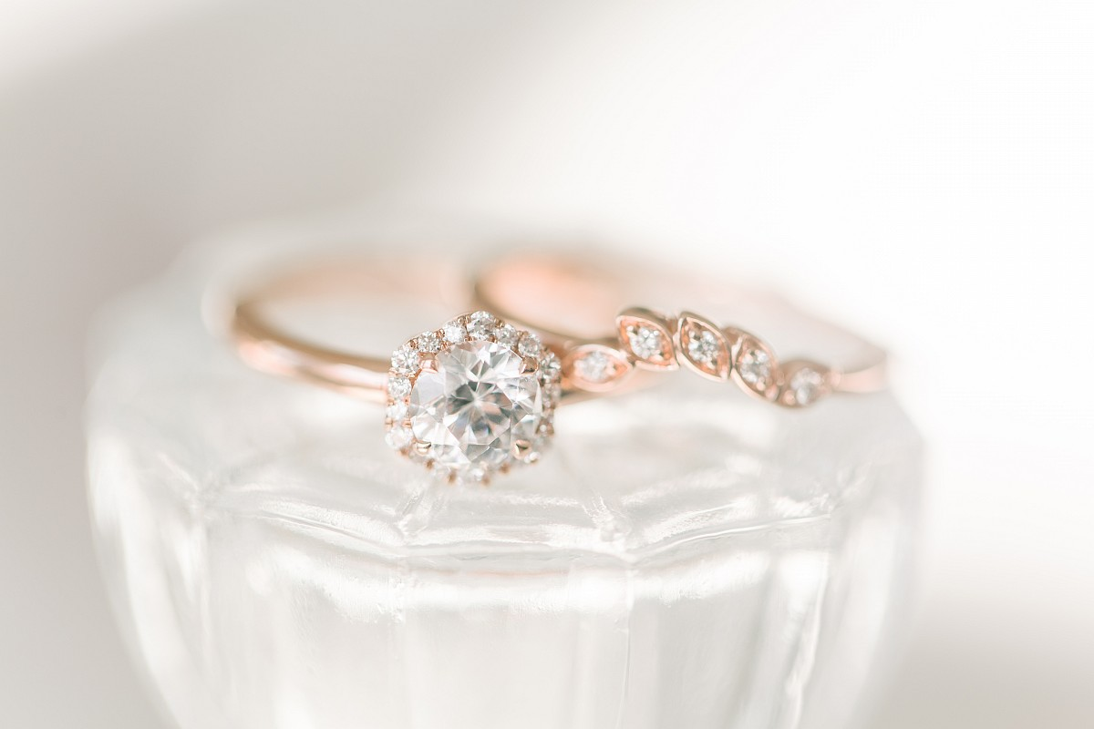 colored stone engagement rings