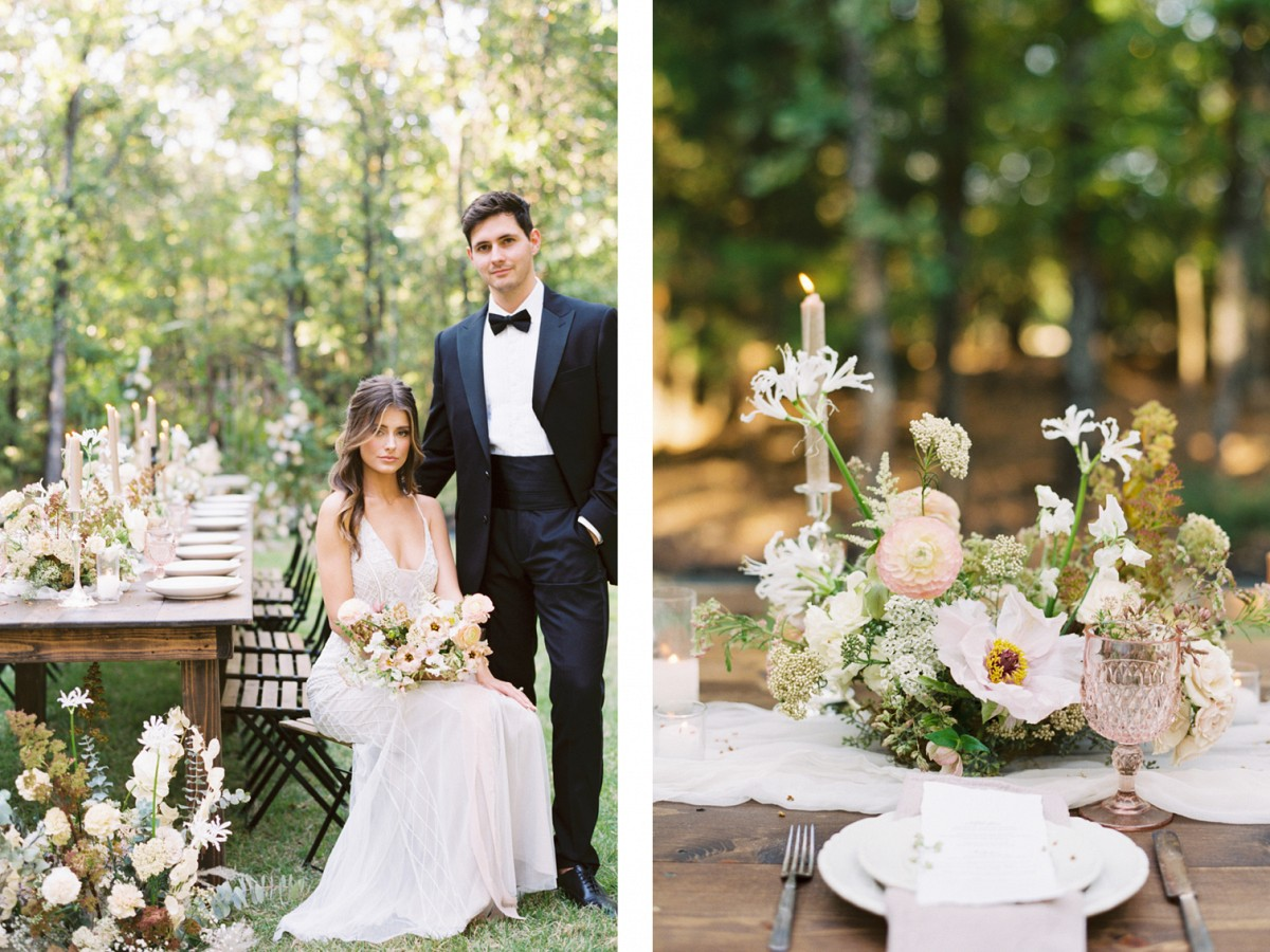 Garden Romance Perfect for Small Weddings and Ceremonies