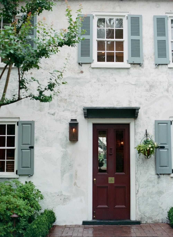 Alexandra and Michael's Meaningful Charleston Elopement