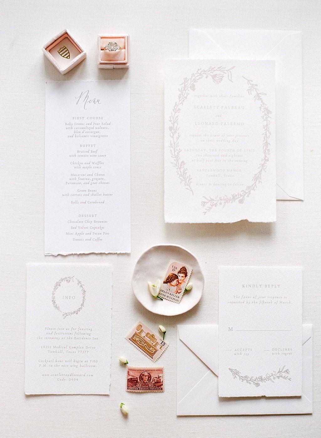 Elegant Wedding Ideas with Southern Charm