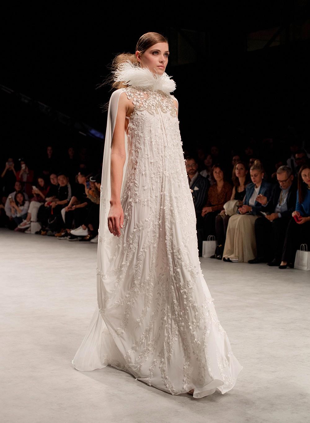 Lorena Panea wedding dress