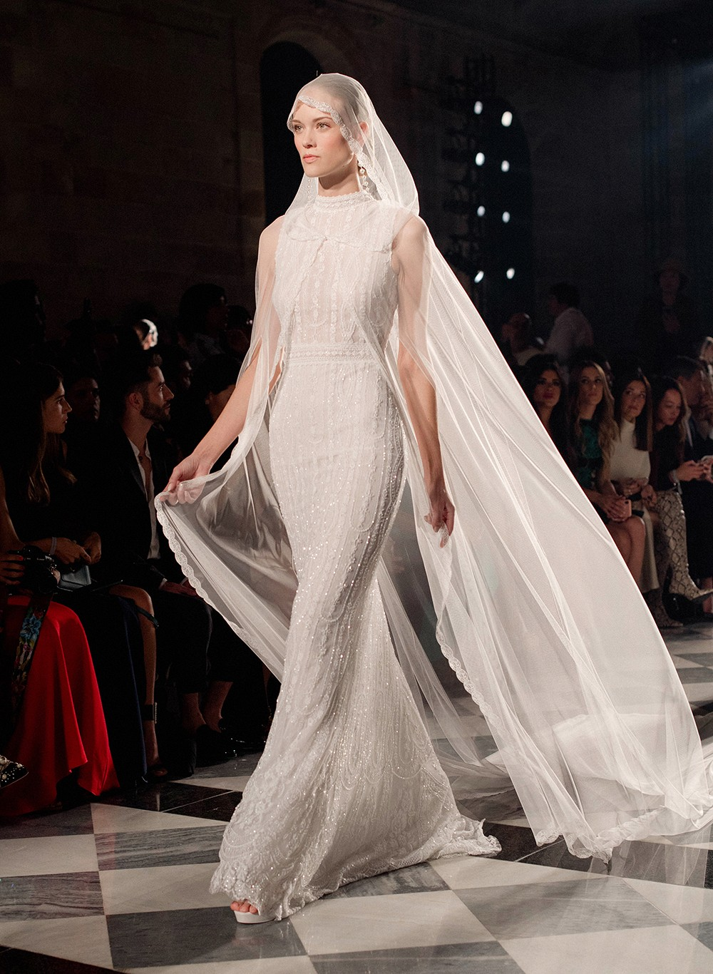 Cristina Tamborero wedding dress