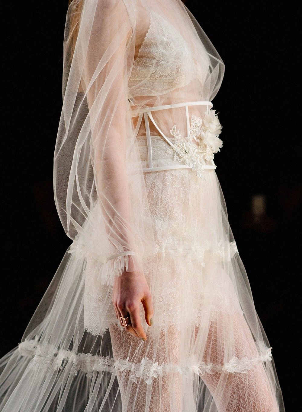 Hottest trends from Bridal Week 2016 - Barcelona