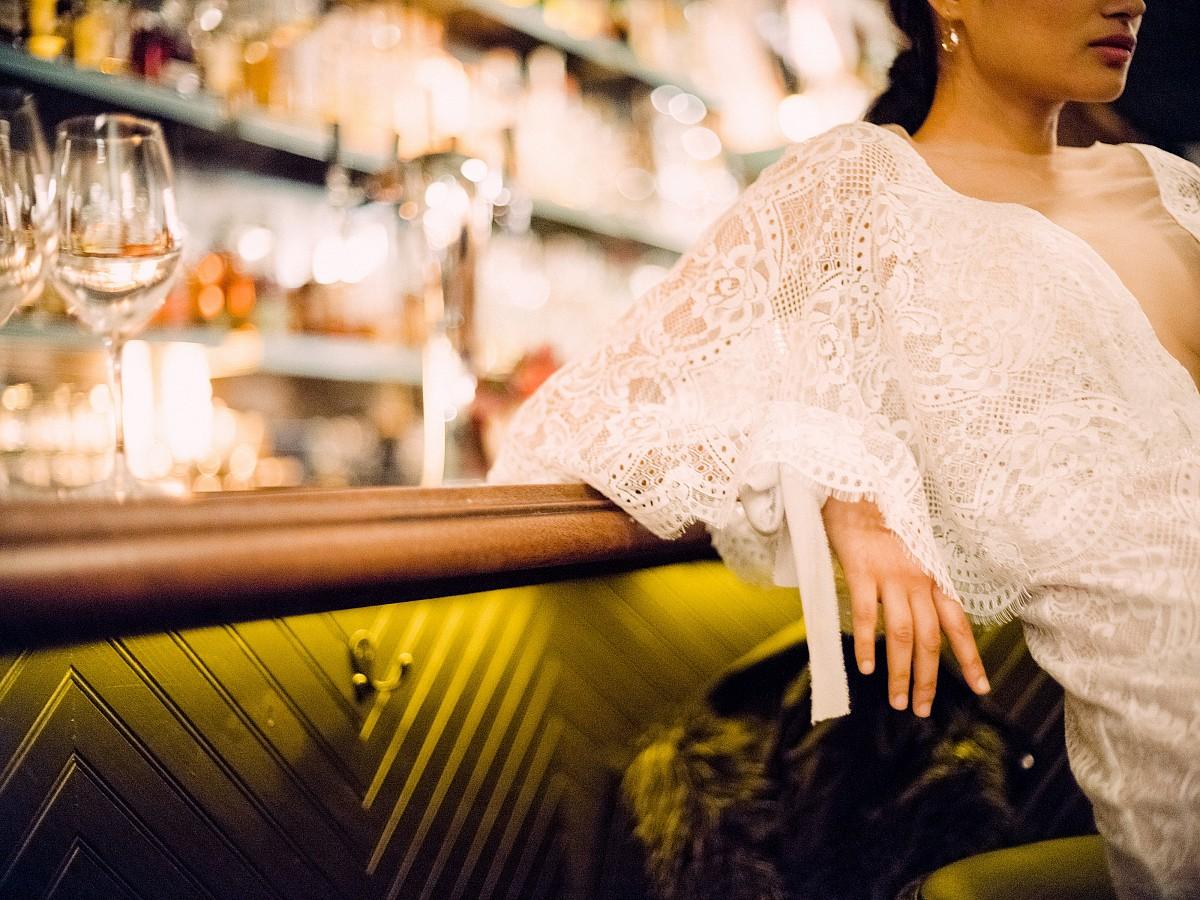 NEW YORK BRIDAL WEEK - BHLDN
