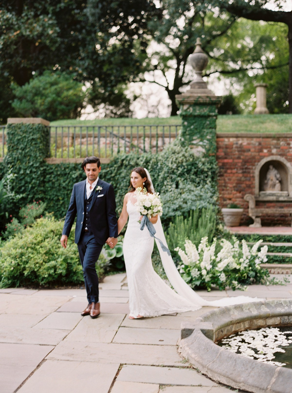 Old World Elopement at Virginia House