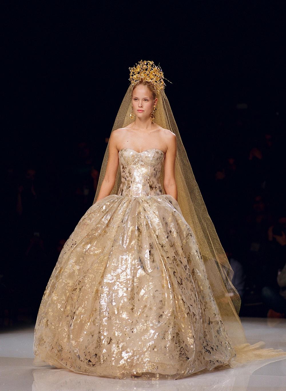 Naheem Khan Bridal - Barcelona Bridal Week 2016