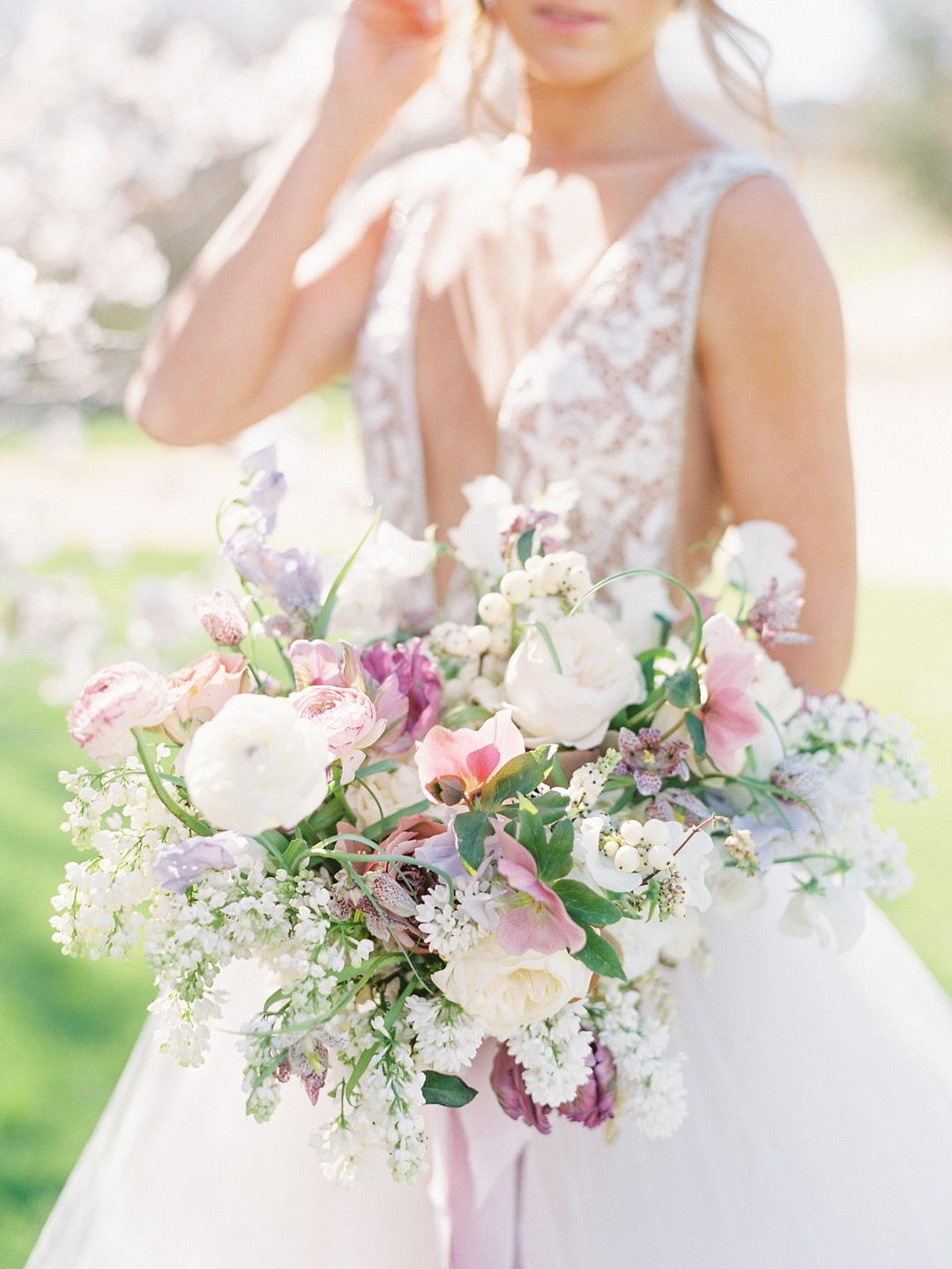 Monet Lily Pond Inspired Wedding Ideas