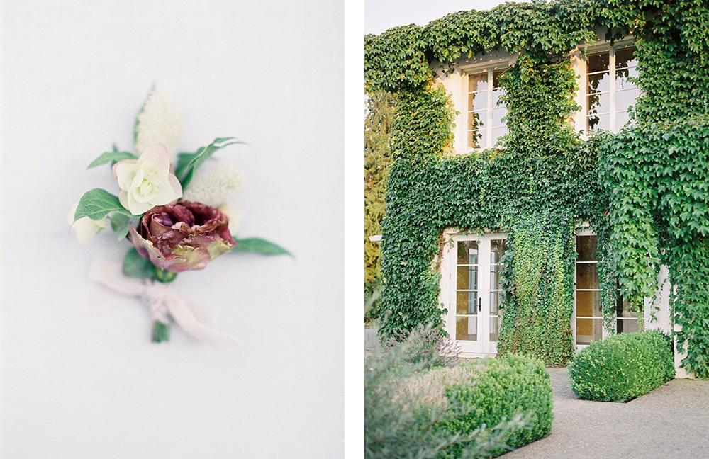 Savan - Monet Vineyards - Blush Wedding Inspiration