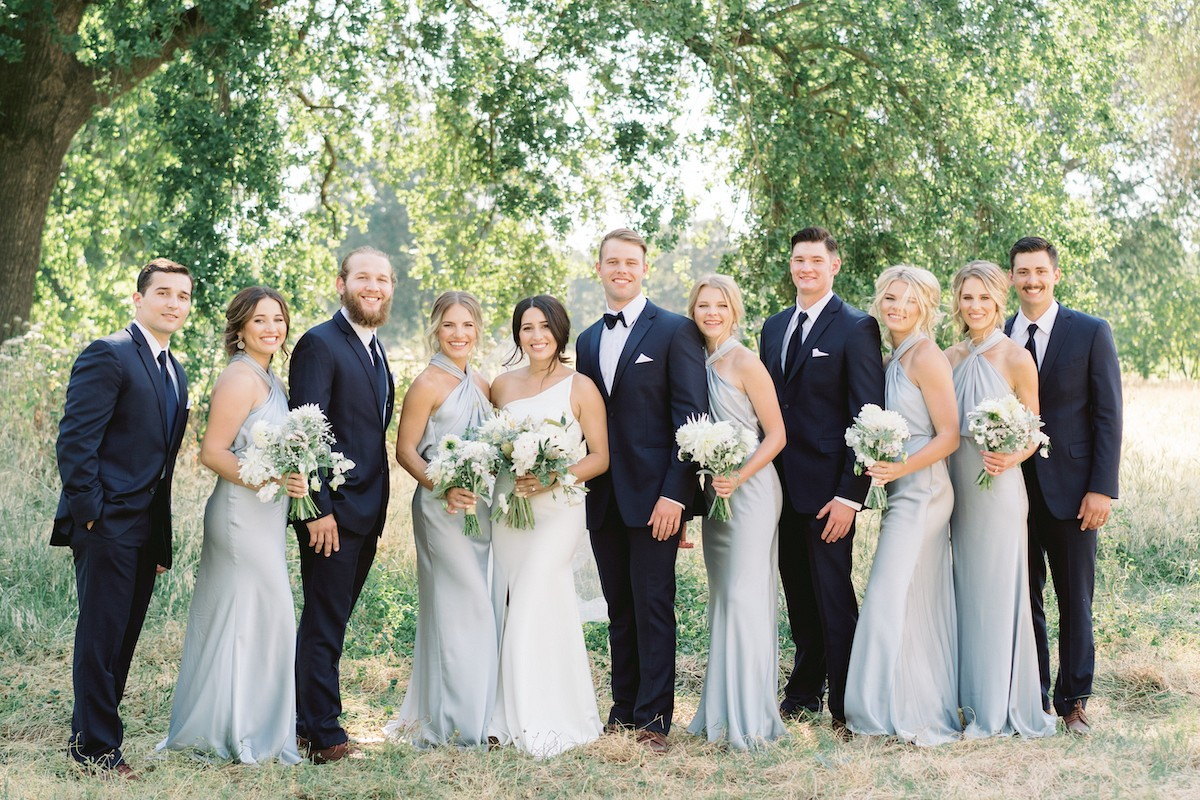 Stunning Backyard Wedding After Covid Canceled This Couple's Main Event