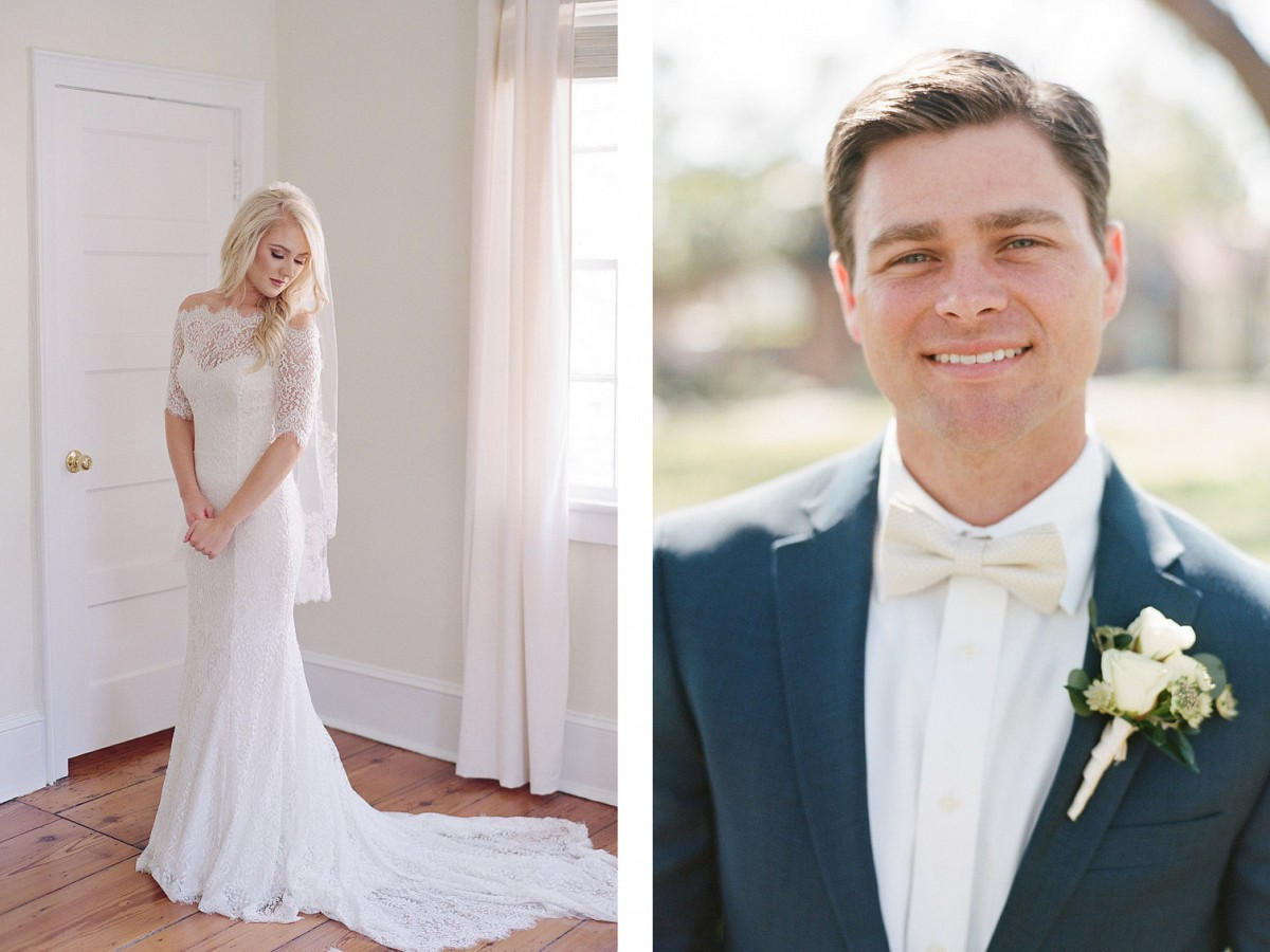 Savannah Garden Wedding Full of Meaningful Details