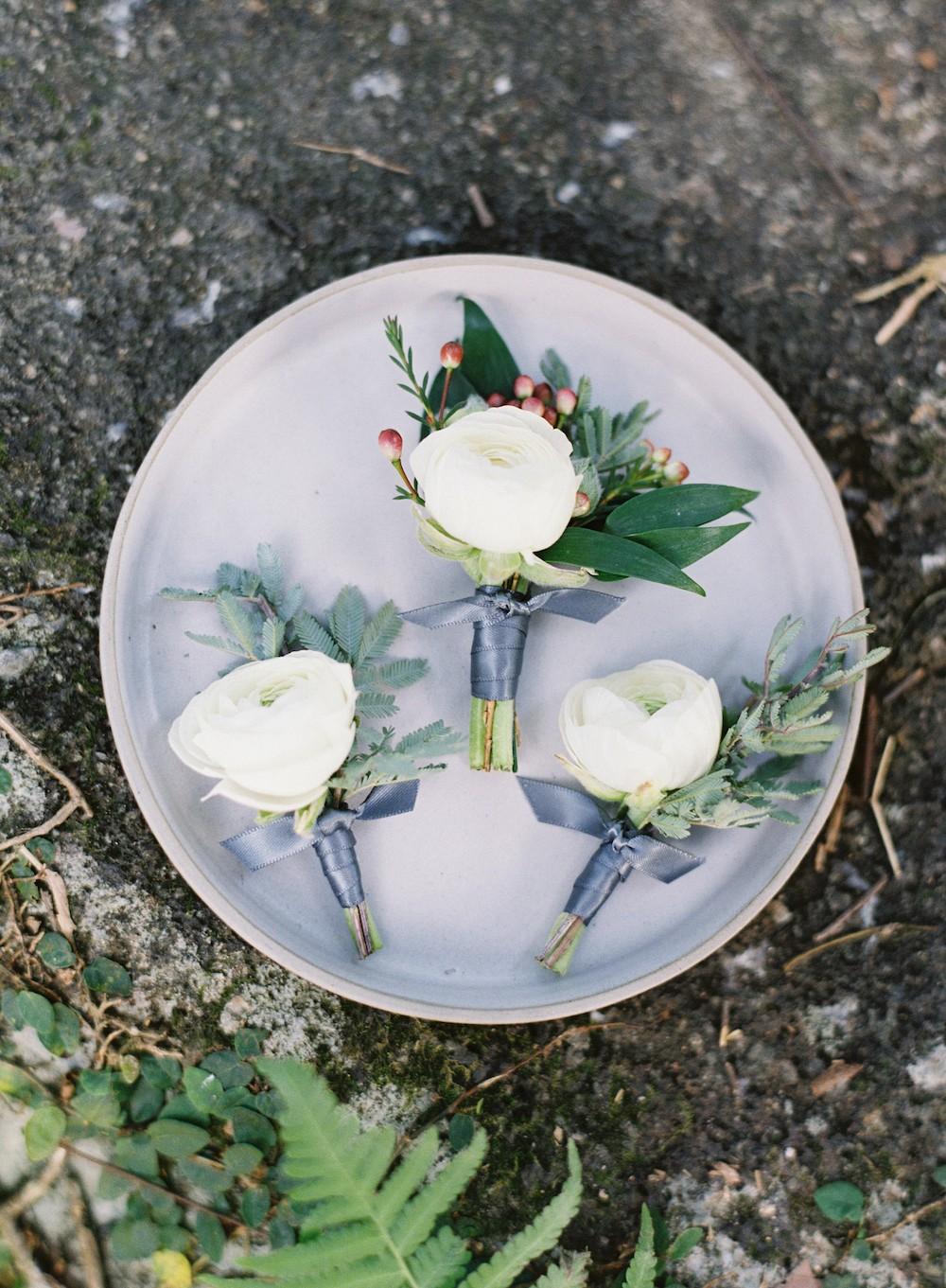 Fairytale Garden Wedding Inspiration