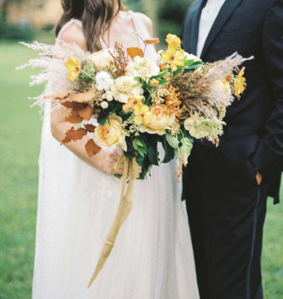 10 Fall wedding bouquets