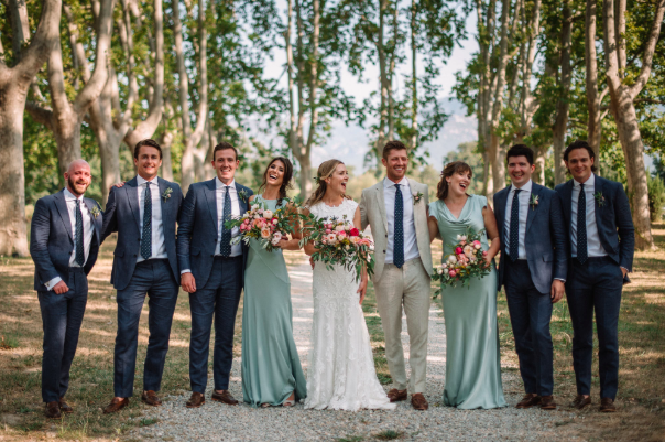 what to consider when you're booking a wedding venue