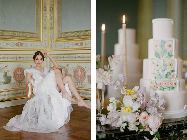Parisian Floral Heaven - Inspiration from Greg Finck & Joy Proctor