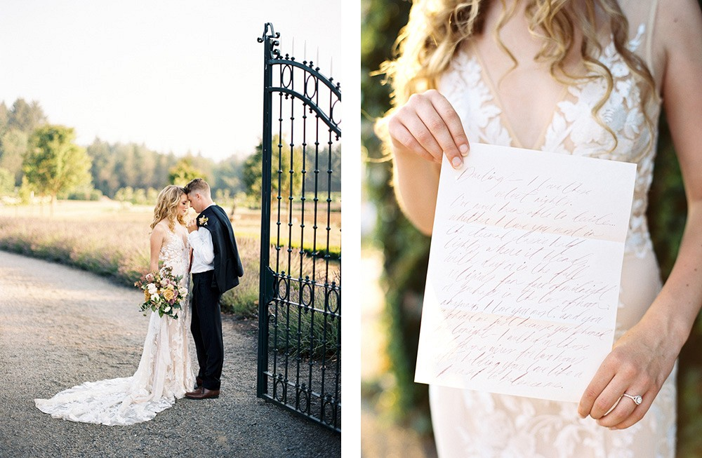Shannon Skloss - Late summer wedding