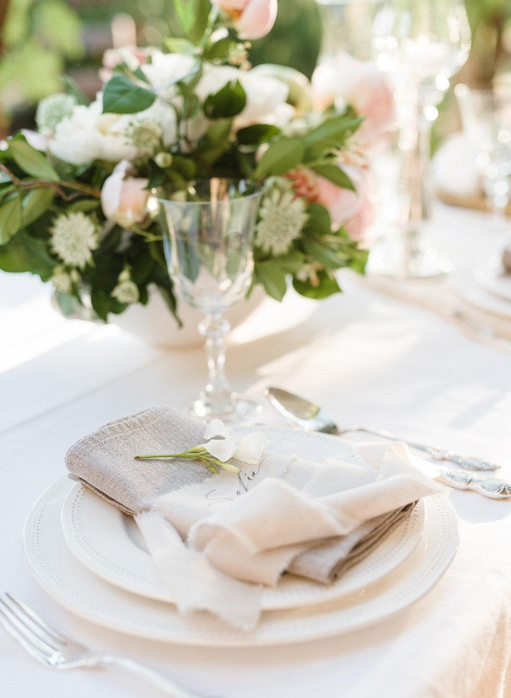 Sun Drenched Destination Wedding in Tuscany