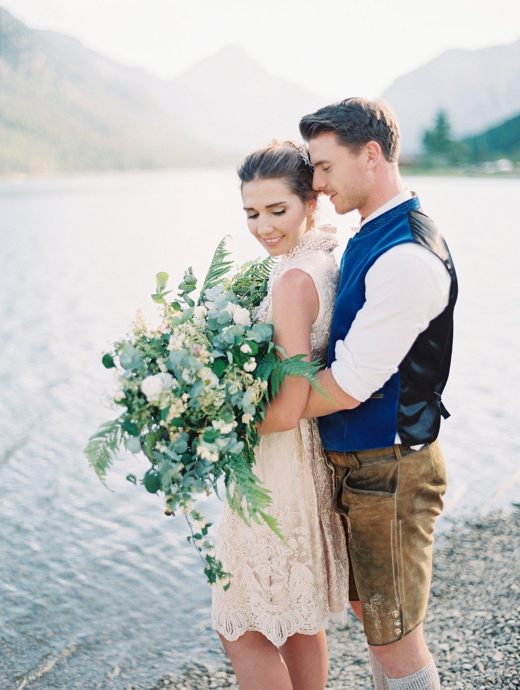 Bavarian Elopement with Epic Views