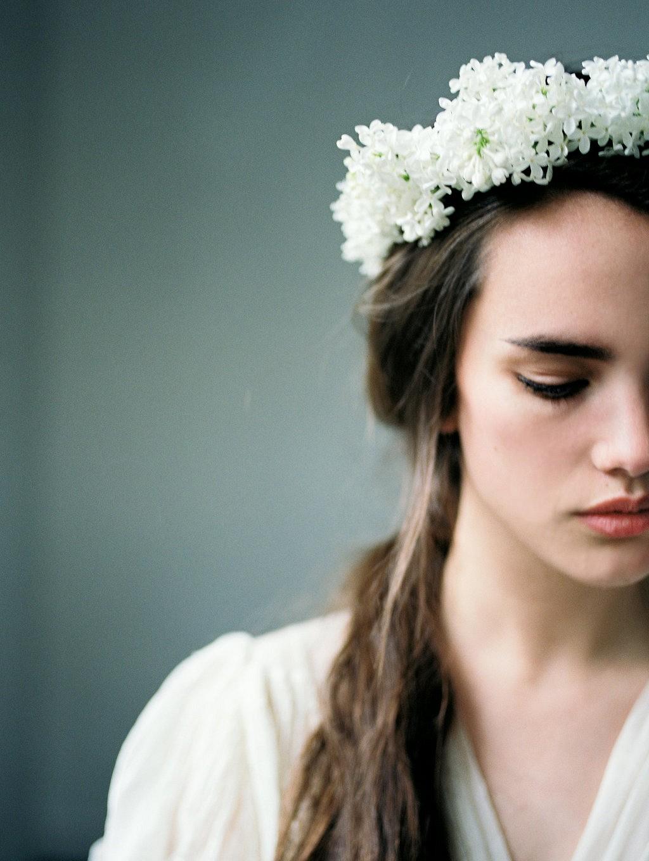 Lush, Organic Wedding Floral Inspiration