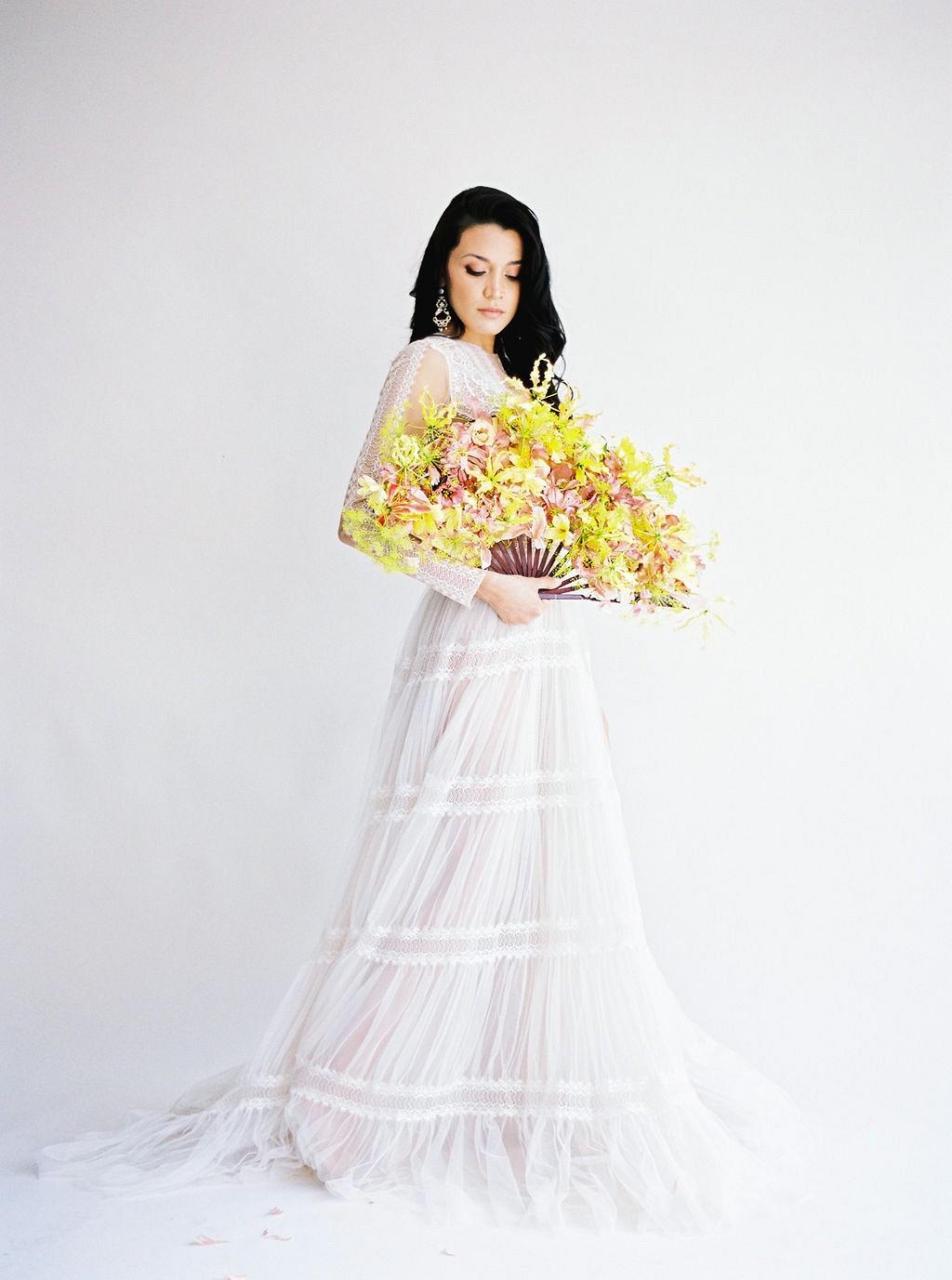 La Senorita - Spanish Inspired Wedding Style
