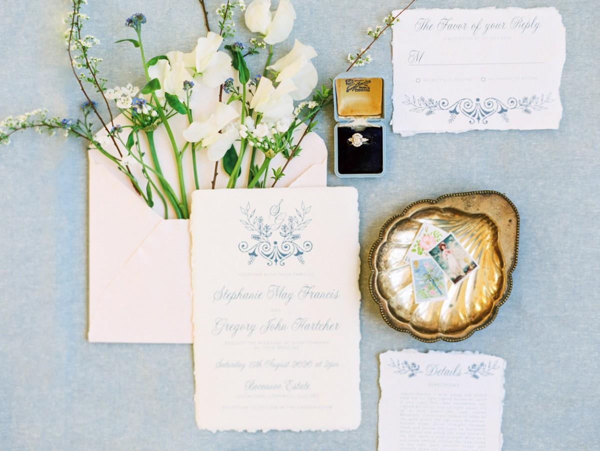 English Countryside Spring Wedding Ideas
