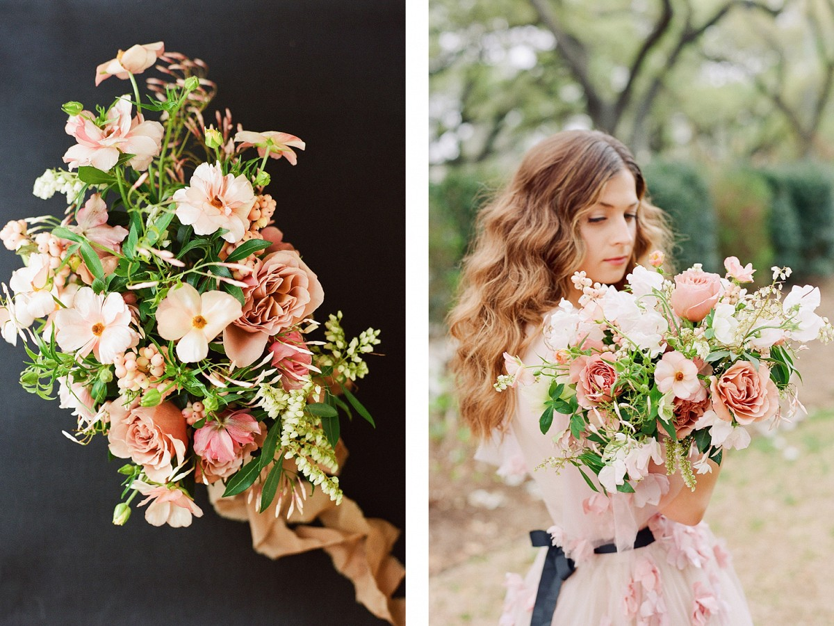Looking For the Perfect Pink Bridal Bouquet? We've Got It...