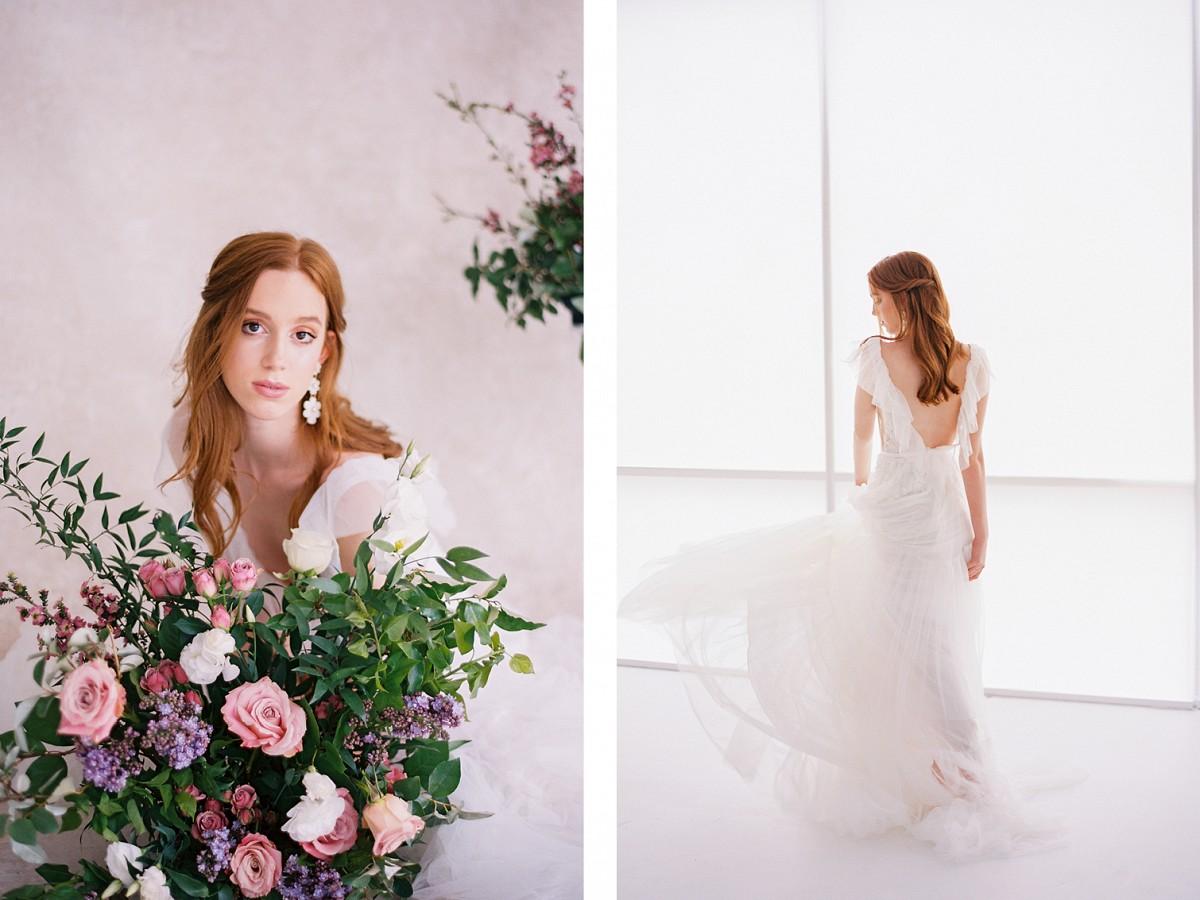 Unique bridal looks from Stesha Ho and Millia London