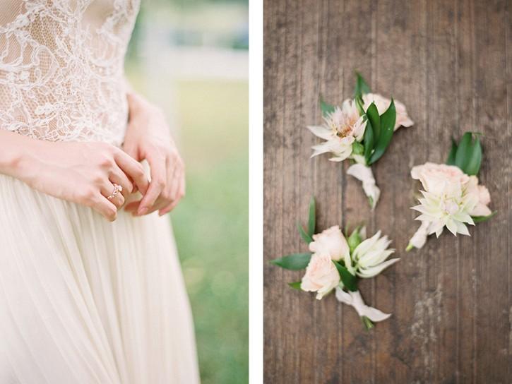 Romantic Ranch Wedding Inspiration