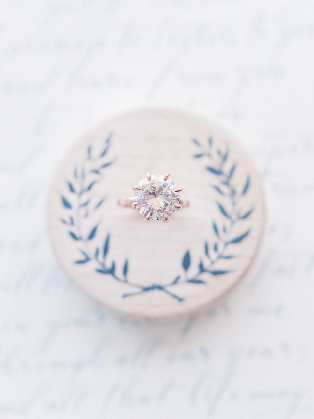 Susie Saltzman engagement rings
