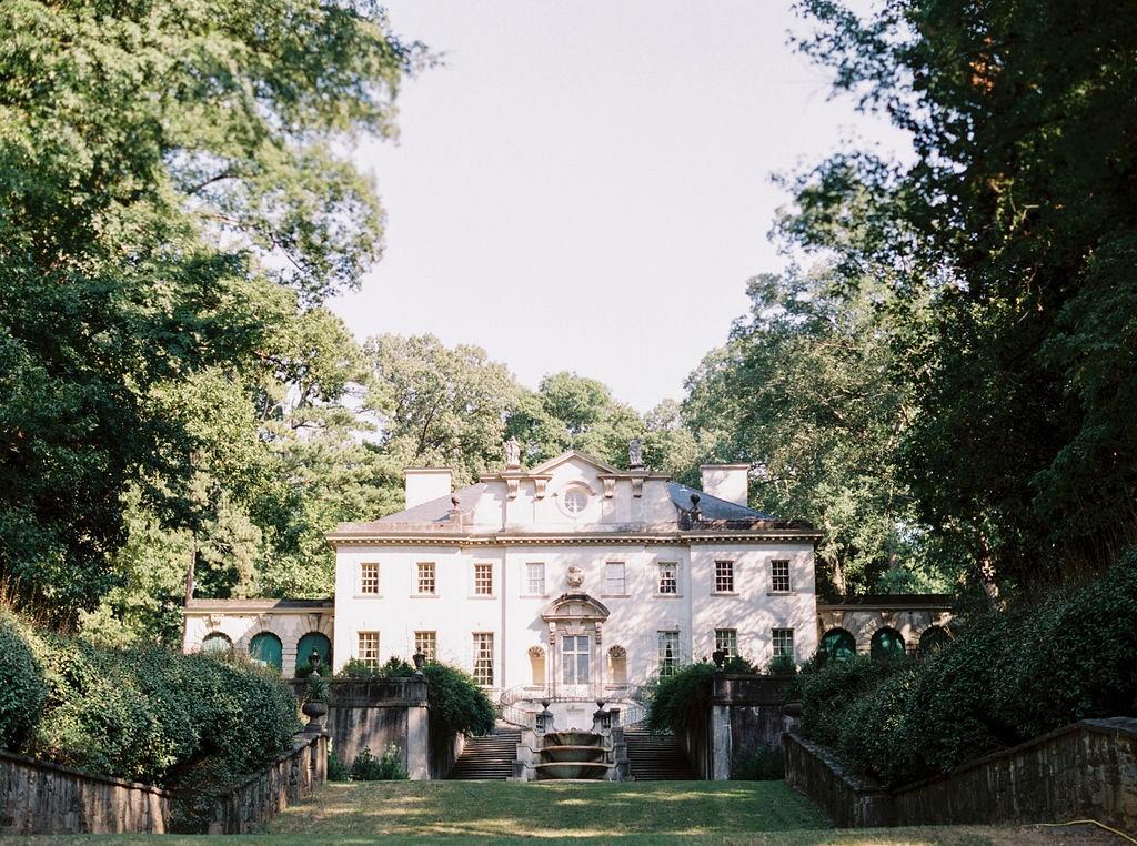 5 US wedding venues with a European feel