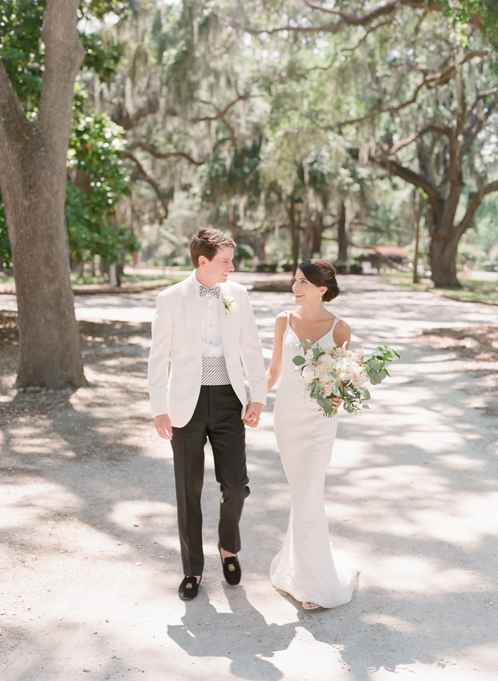 Classic South Carolina Island Real Wedding