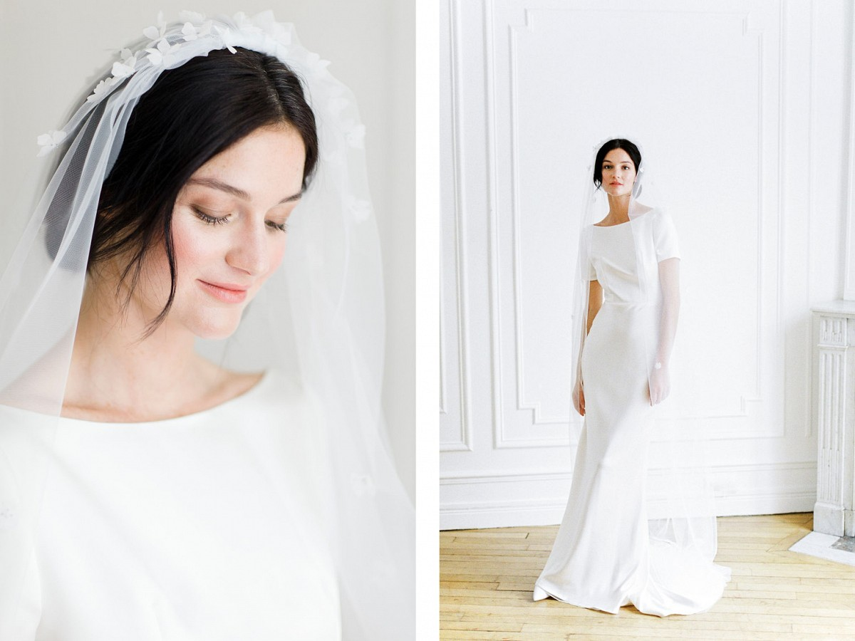Haute Couture Parisian Wedding Dresses You Need to See