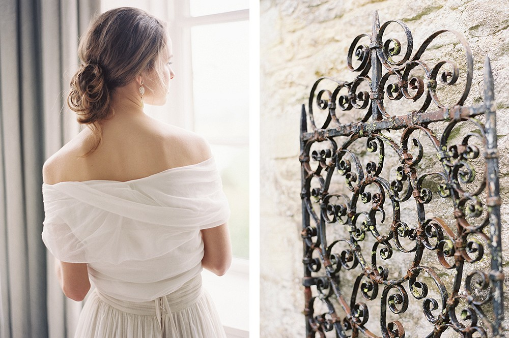 Taylor and Porter - English Manor Country Wedding - Wedding Sparrow - fine art wedding blog