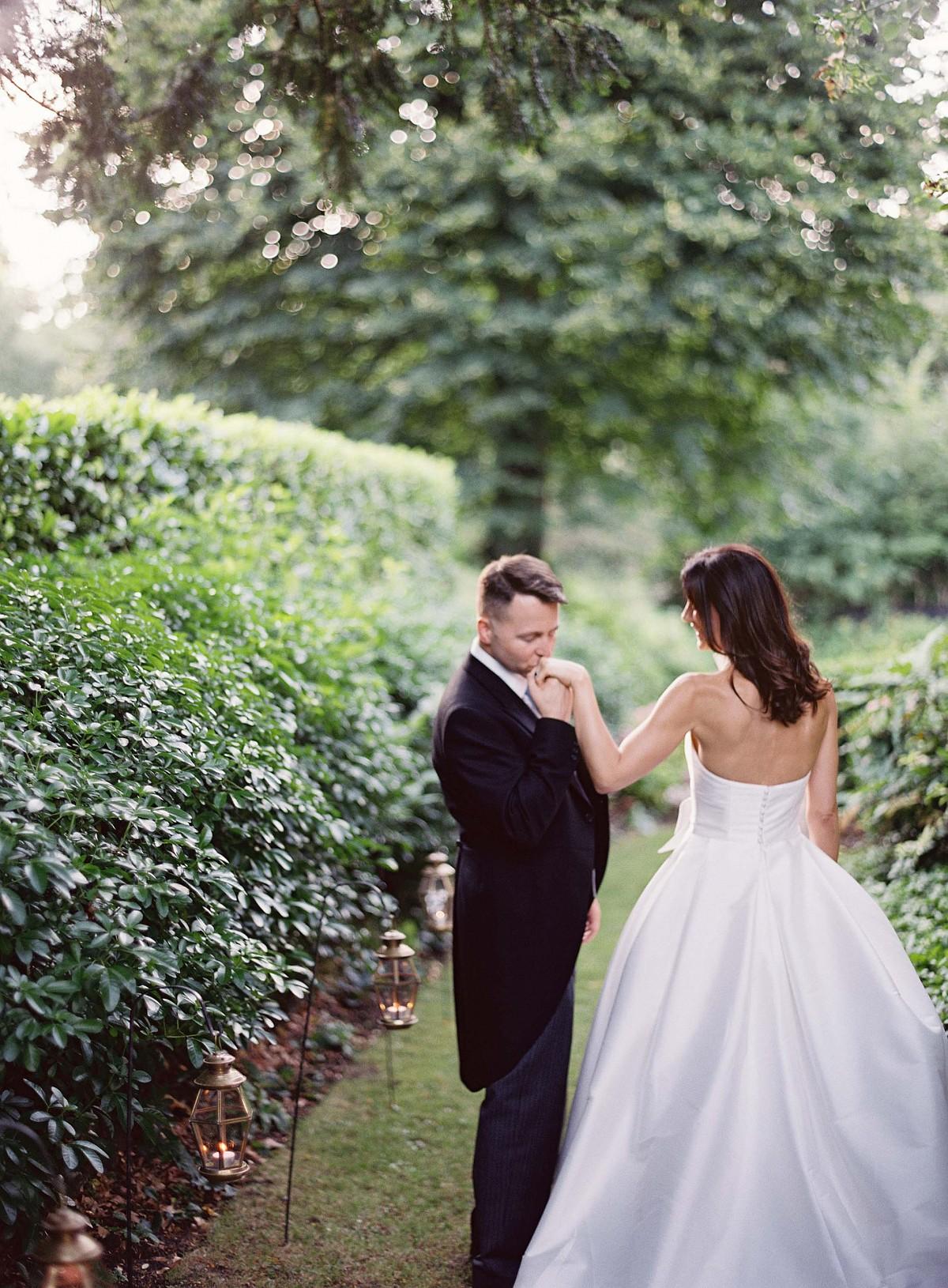 Adam and Amanda's Classic Estate Wedding