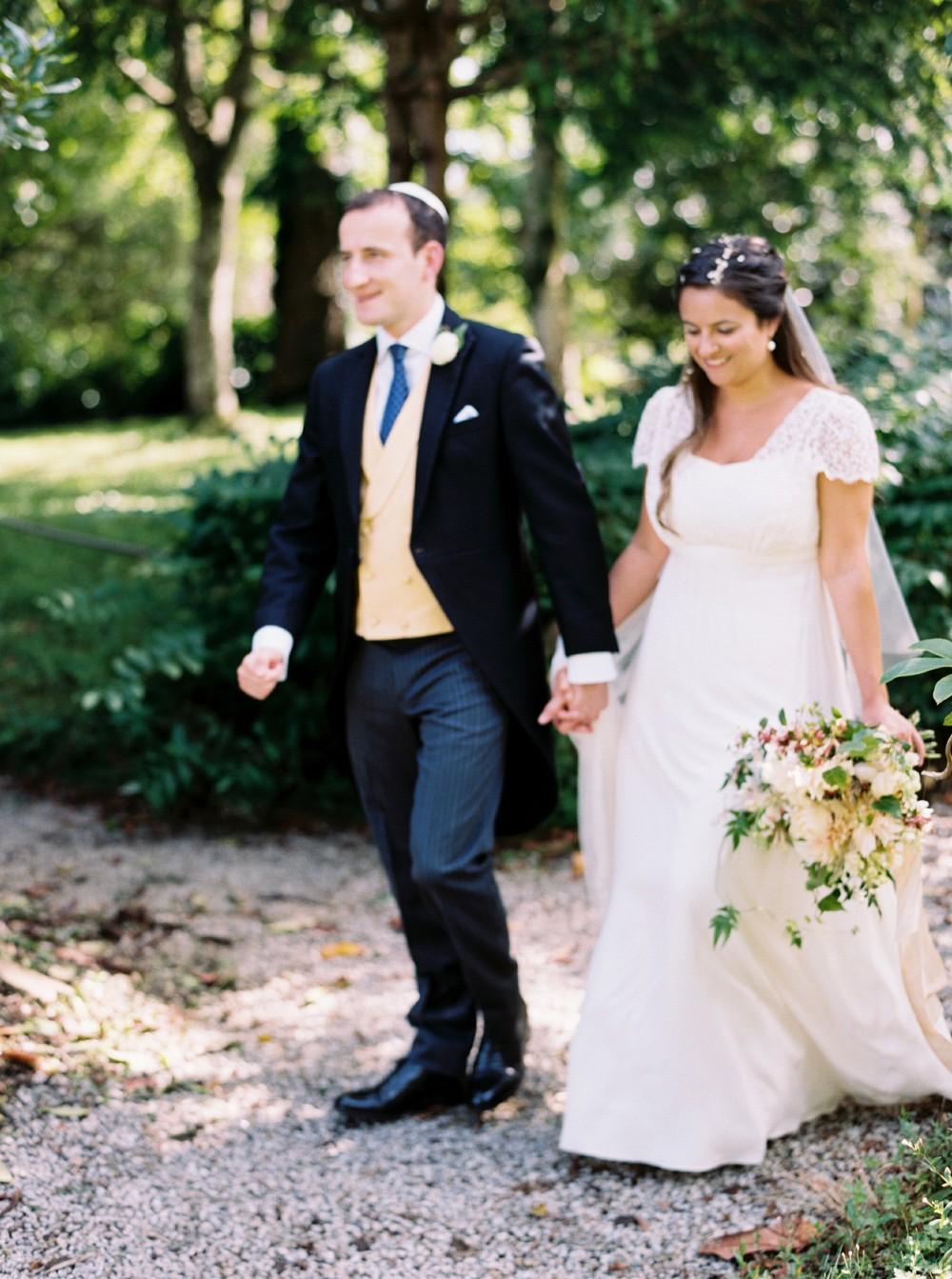 Taylor and Porter - Esther and Thadaeus wildly organic and spiritual wedding - Wedding Sparrow