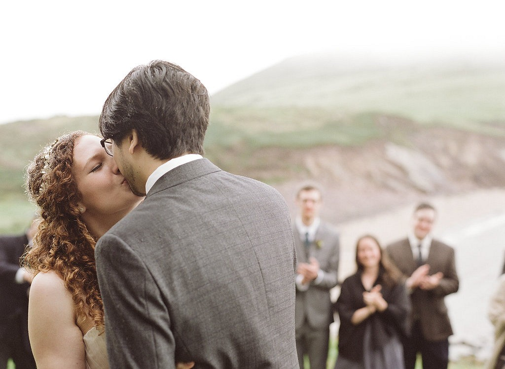 Sarah and Ansel's Intimate Ireland Elopement